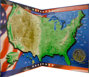 u s commemorative quarter map mount rushmore cover inside